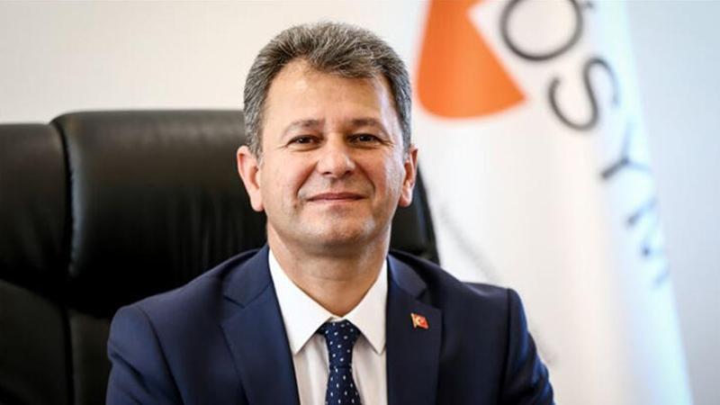 ÖSYM Başkanı Aygün duyurdu! Adaylar, fotoğraflarını kendileri güncelleyebilecek