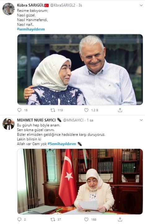İYİ Partili Levent Özeren'den Semiha Yıldırım hakkında skandal paylaşım