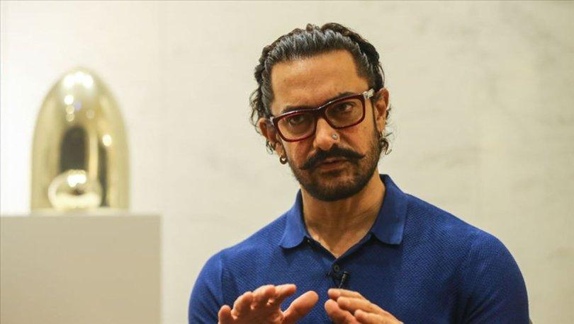 Ünlü yönetmen Aamir Khan, yeni filmi için Türkiye'de!