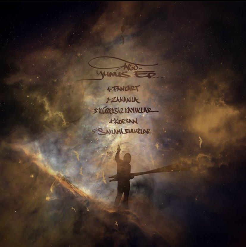 Sagopa Kajmer doğum gününde Yunus EP albümünü yayınladı!