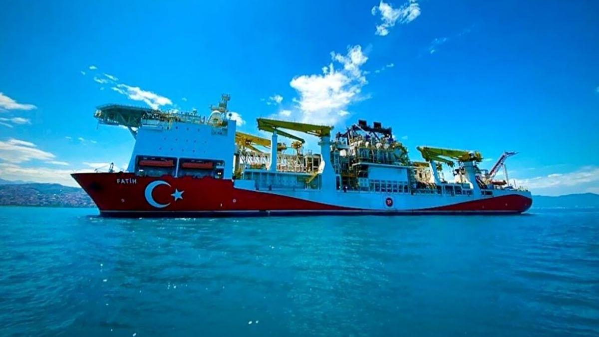 Karadeniz'de 320 milyon metreküp doğalgaz bulundu