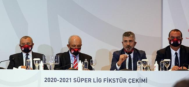 Süper Toto Süper Lig ne zaman başlıyor? | Süper Lig 2020 - 2021 sezonu lig fikstürü