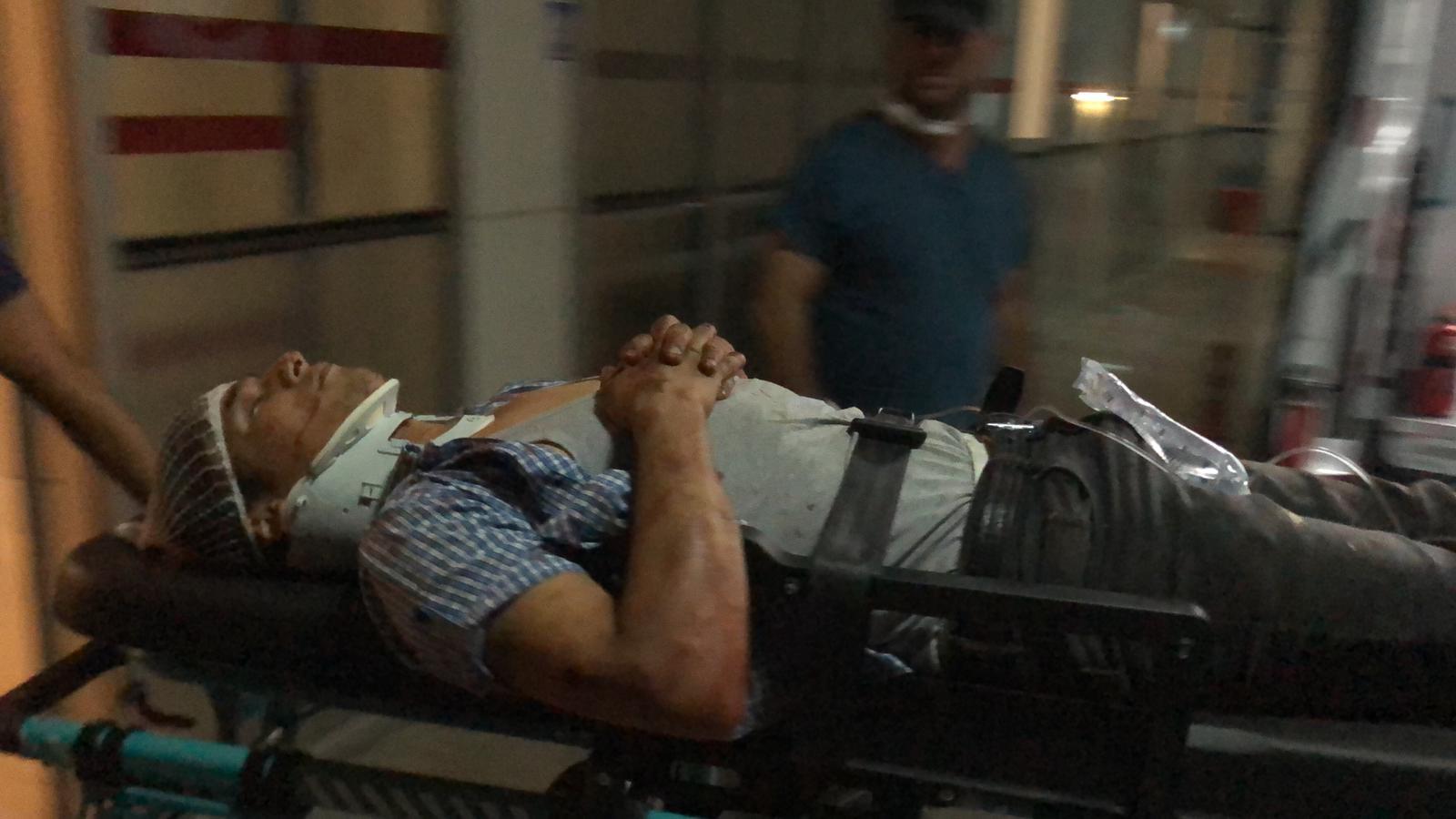 Bursa'da Suriyeliler arasında kavga: 4 ağır yaralı