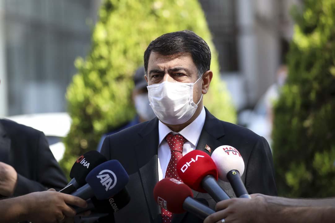 Ankara Valisi Vasip Şahin'den sokağa çıkma yasağına ilişkin açıklama