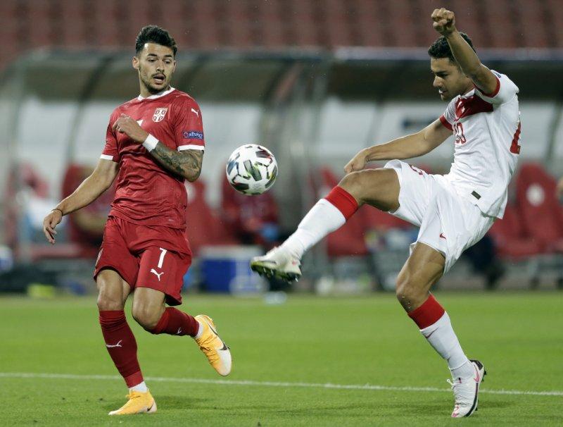 A Milli Futbol Takımımız, Uluslar Ligi'nde ilk puanını aldı!