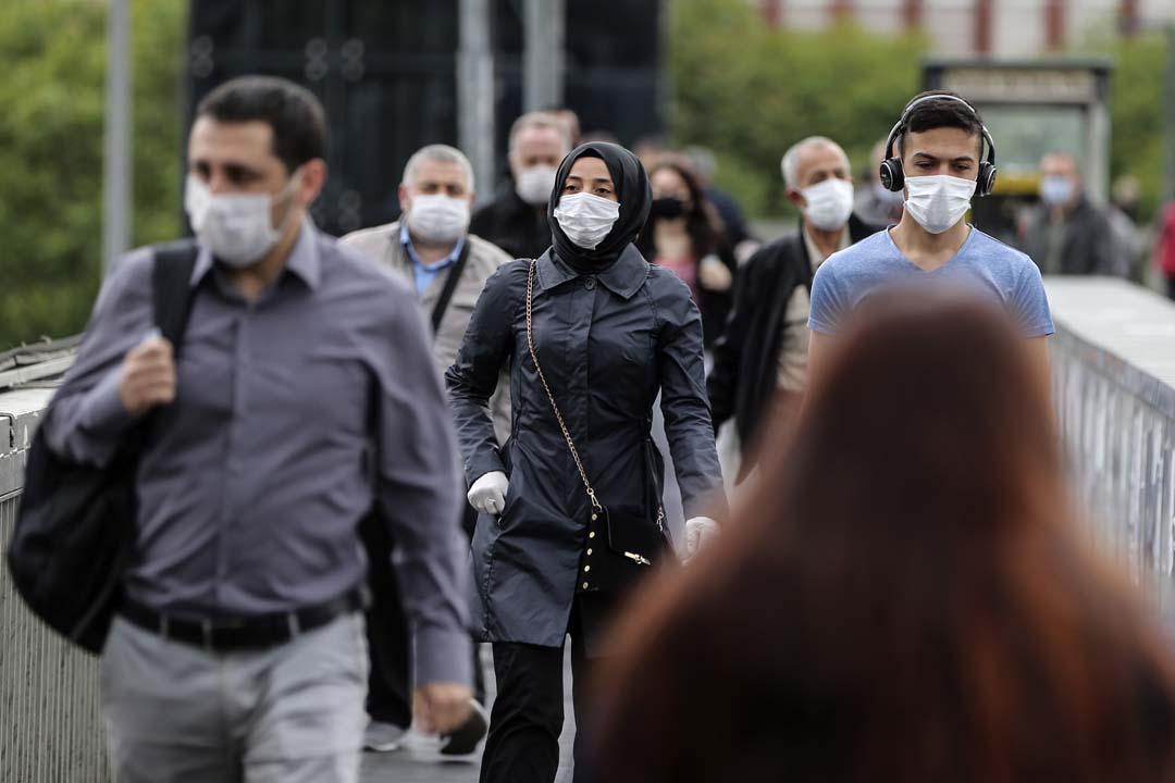 İçişleri Bakanlığı duyurdu: Türkiye genelinde maske takmak zorunlu oldu