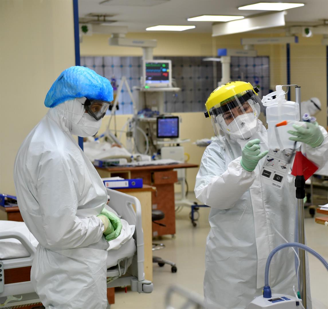 Çin aşısını yaptıran bir gönüllünün test sonucu pozitif