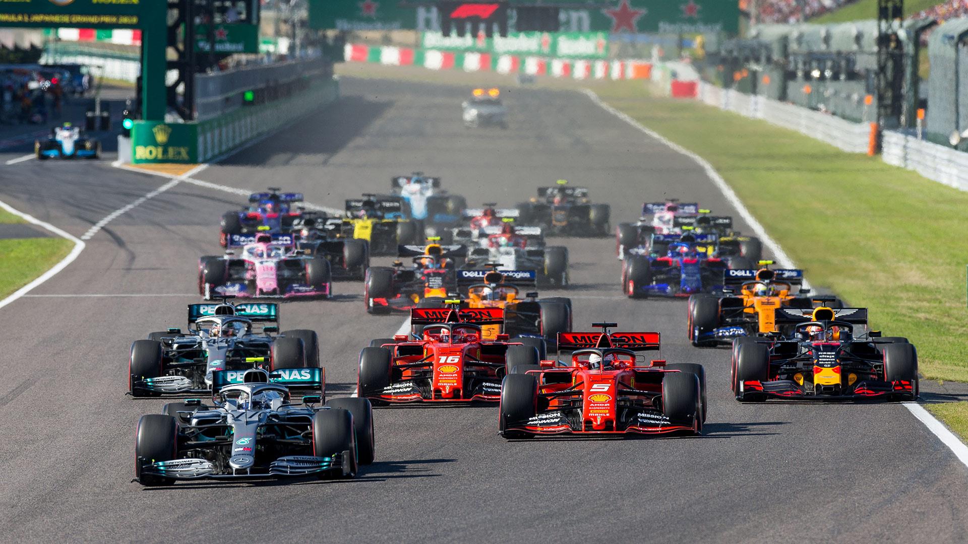 Formula 1 biletleri satışa çıkıyor! Formula 1 biletleri ne kadar?
