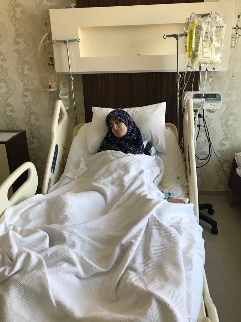 Son isteği babasını görmek olan Ayşe Koca hayatını kaybetti!