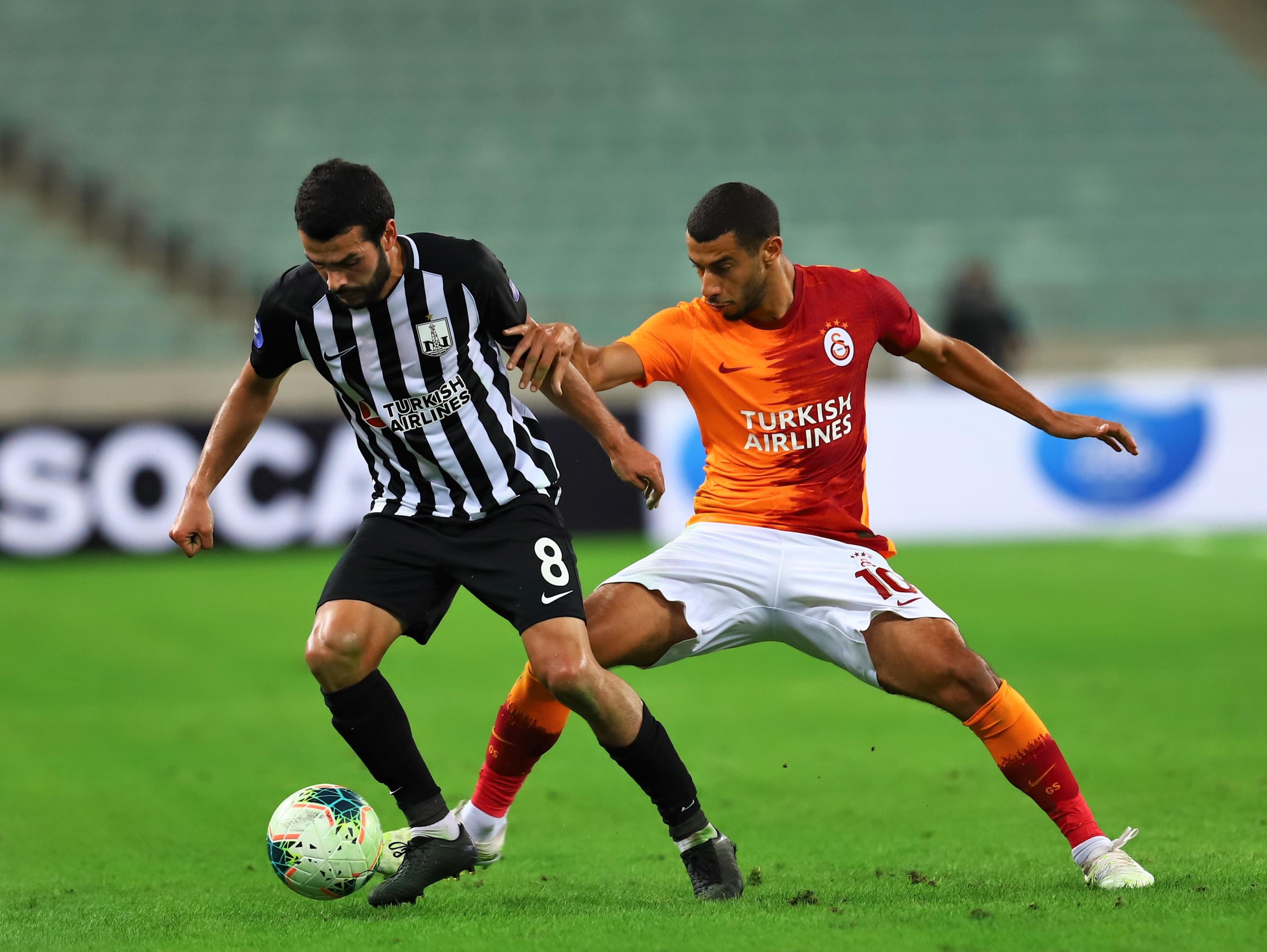 Galatasaray, Avrupa Ligi'nde turladı!
