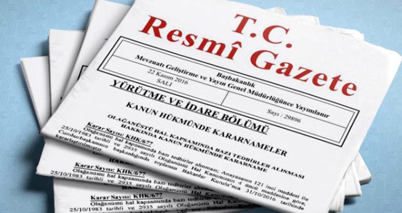 Cumhurbaşkanı Erdoğan'dan 6 üniversiteye rektör ataması