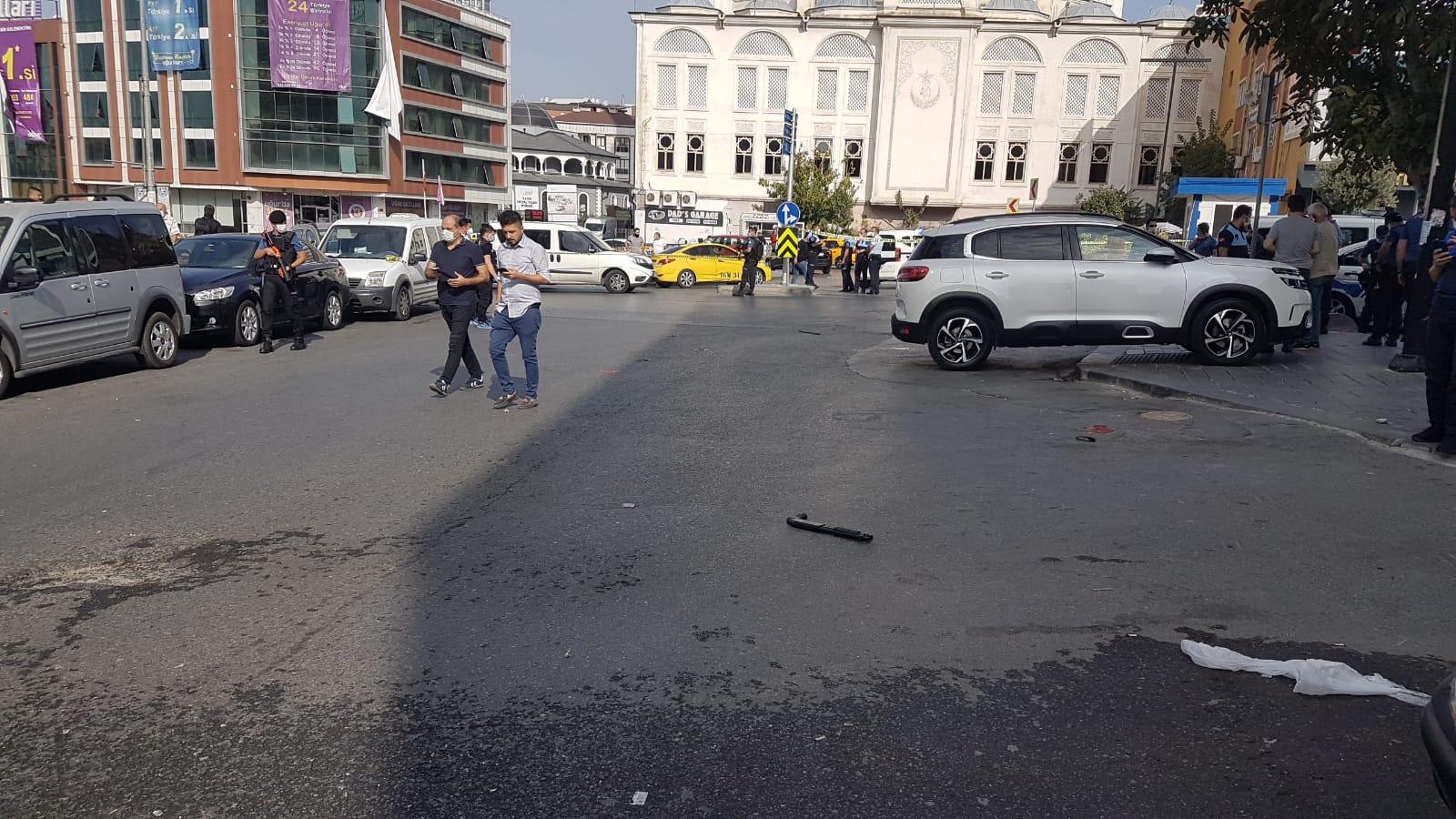 Taksiciler dehşet saçtı: 3 ölü, 4 yaralı