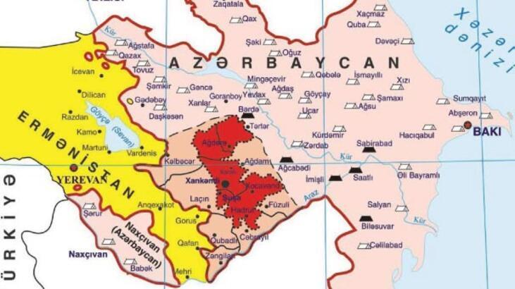 Dağlık Karabağ sorunu nedir? | Dağlık Karabağ haritada yeri nerede?