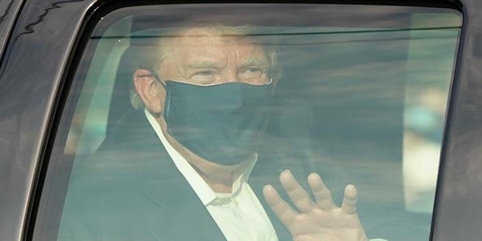 ABD Başkanı Donald Trump'ın fotoğrafındaki kurmaca dalga konusu oldu