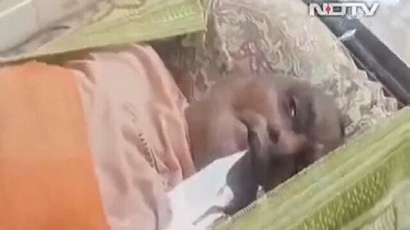 Öldü sanılıp morga kaldırılan kişi soğuktan hayatını kaybetti!