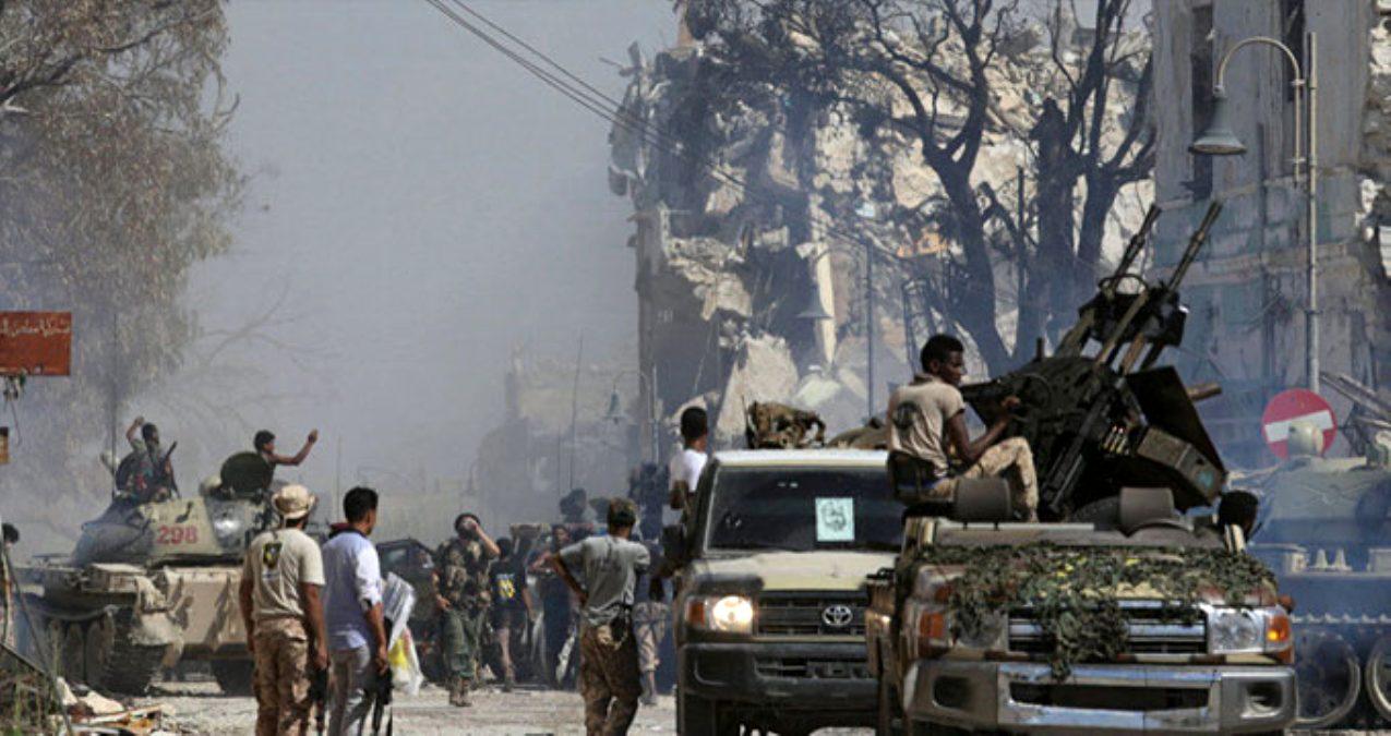 BM, Libya'da kalıcı ateşkes sağlandığını duyurdu