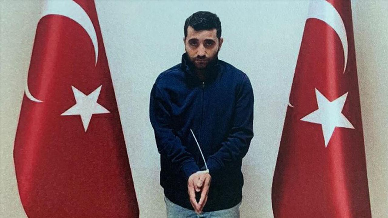 Kayseri'deki bombalı saldırının faili yakalanarak Türkiye'ye getirildi!