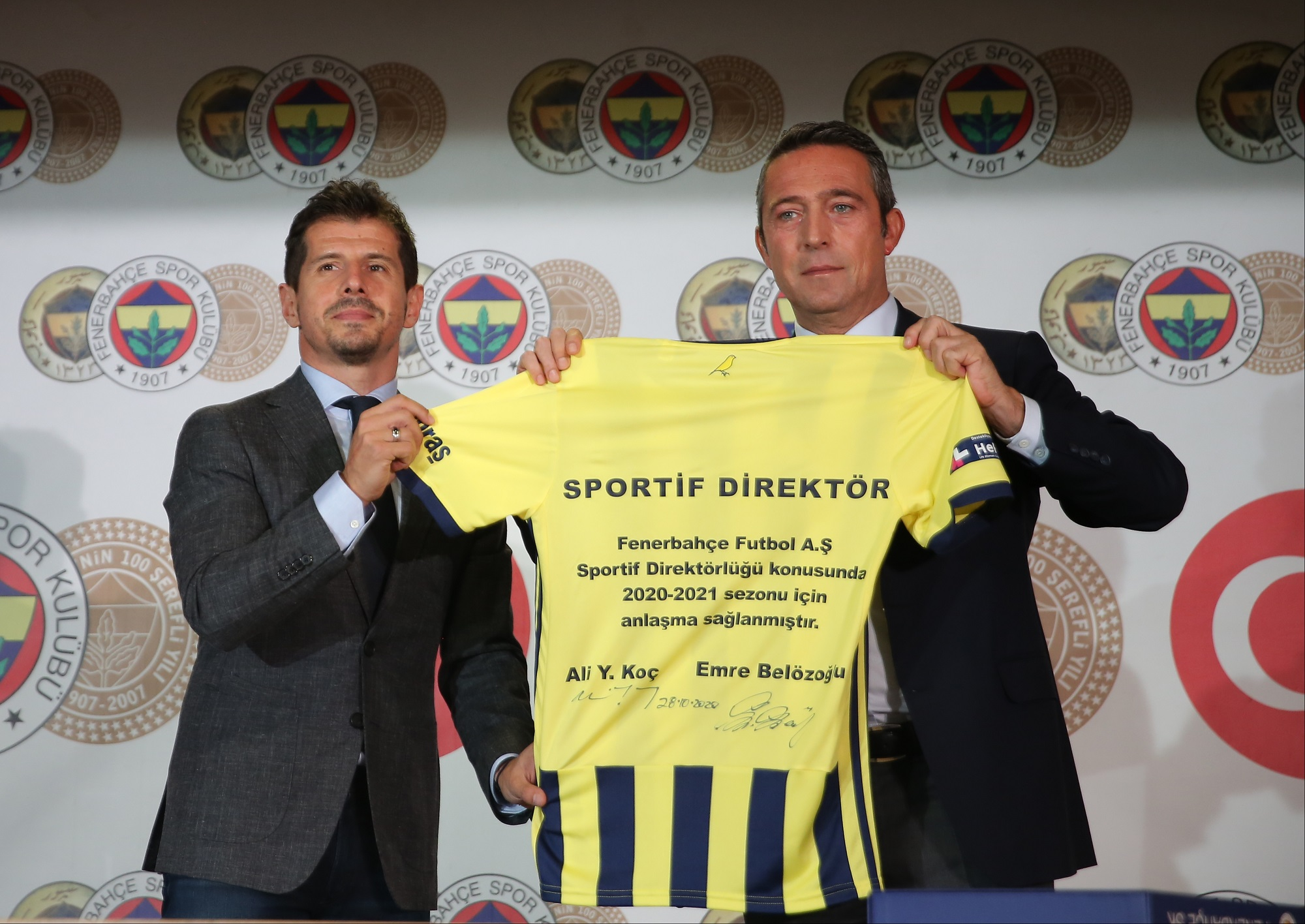 Fenerbahçe'de Emre Belözoğlu'nun yeni görevi: Sportif Direktör