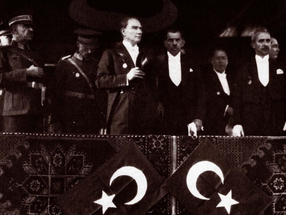 Cumhuriyetimizin 97. yılı kutlu olsun!