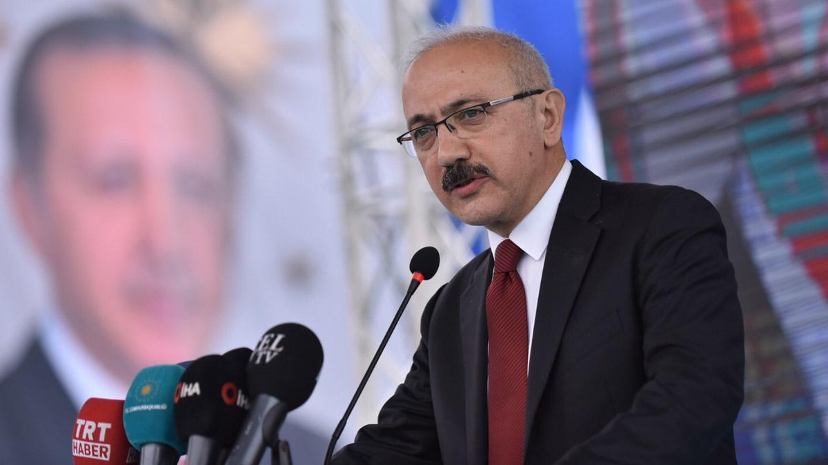 Berat Albayrak'tan boşalan bakanlık görevine Lütfi Elvan atandı