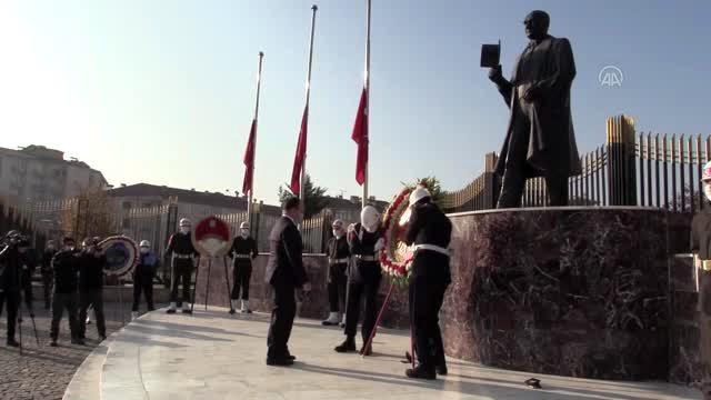 Ulu Önder Gazi Mustafa Kemal Atatürk'ü ölümünün 82. yılında minnetle anıyoruz!