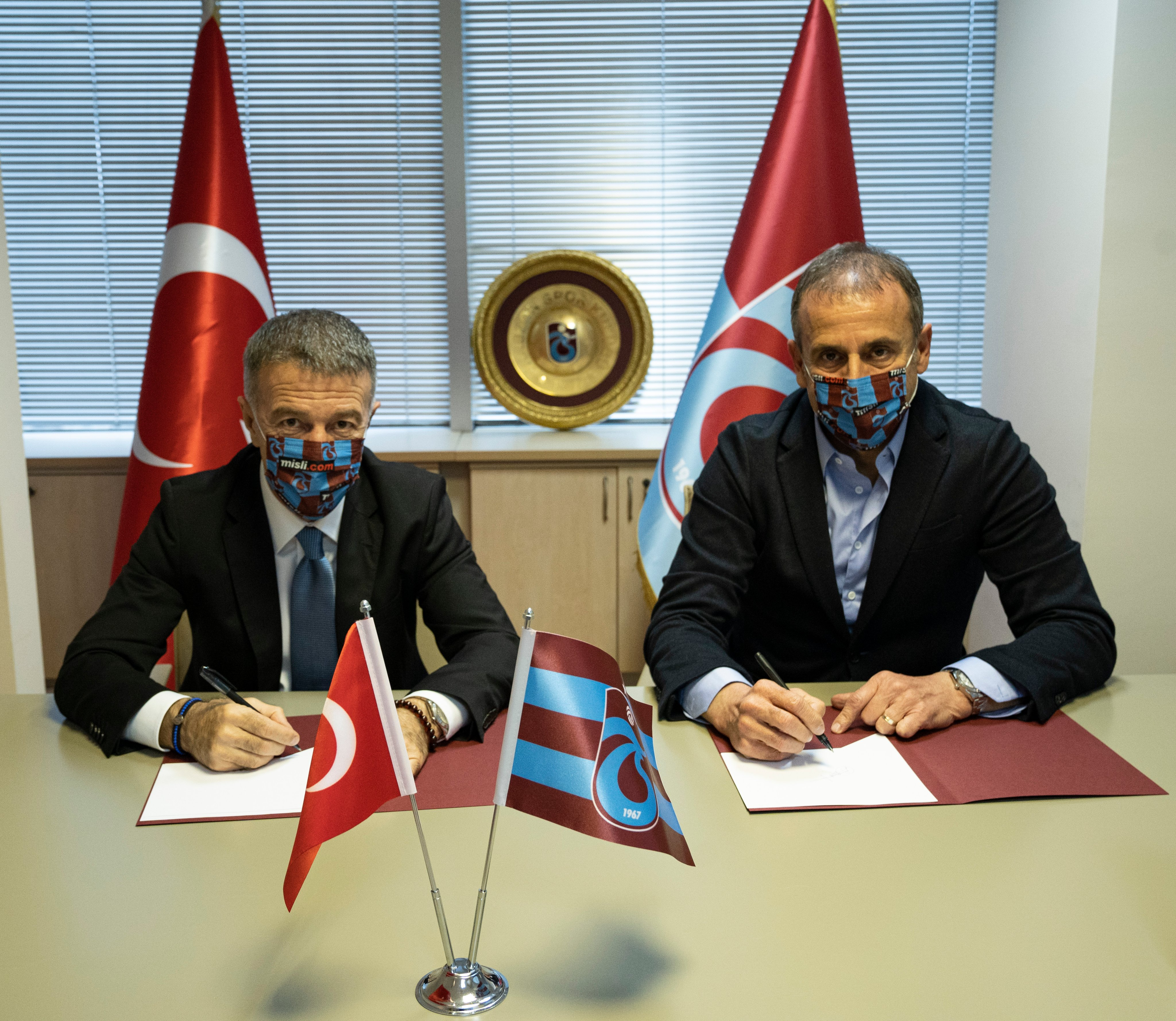 Abdullah Avcı Trabzonspor'a 2.5 yıllık imzayı attı!