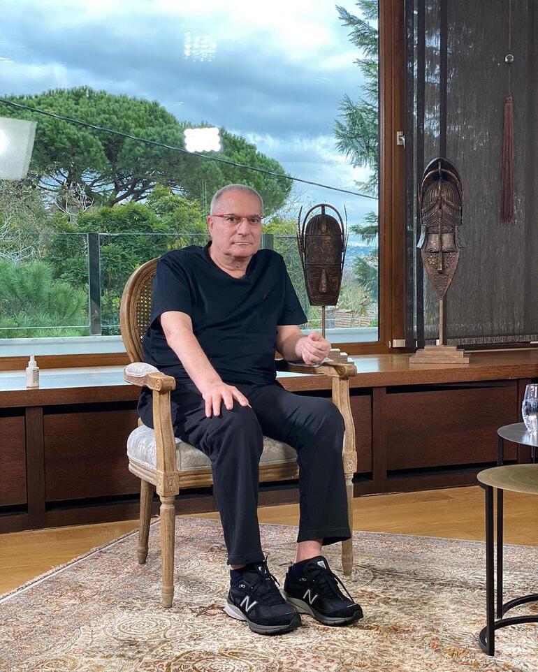 Uzun süredir tedavi görüyordu! işte Mehmet Ali Erbil'in son hali!