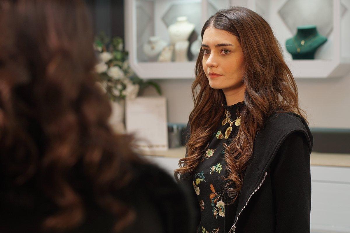 Sefirin Kızı dizisinde #EnGüzelAn etiketine büyük tepki!