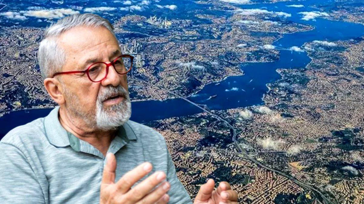 Prof. Dr. Naci Görür'den flaş açıklama: İstanbul'da 7.6 büyüklüğünde bir deprem olacak
