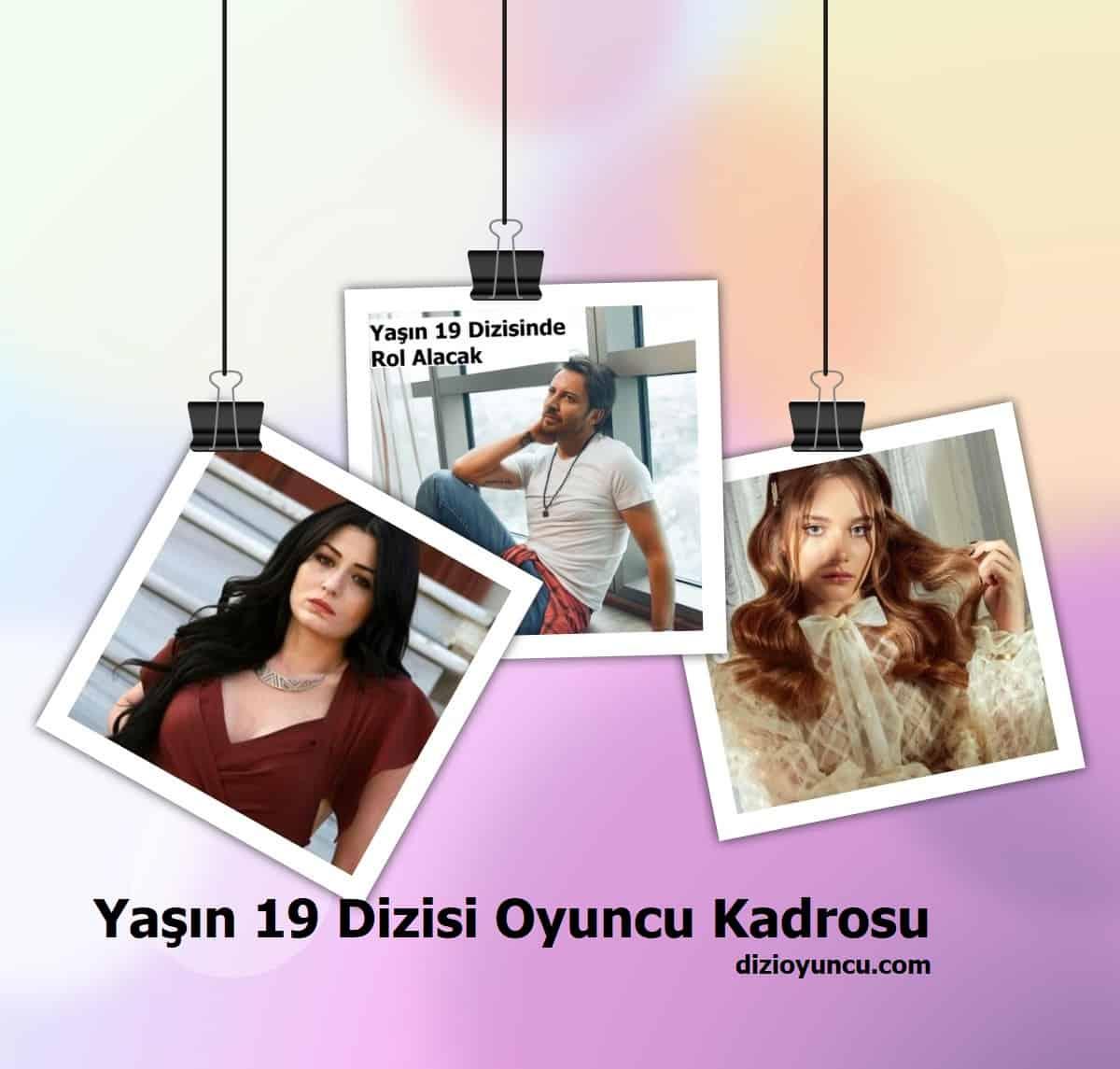 Hülya Avşar ve Mehmet Aslantuğ yeni dizi 'Yaşı 19' için kamera karşısına geçiyor!