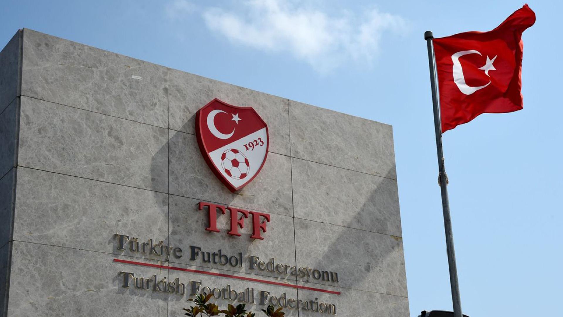 TFF'den hakemlere destek açıklaması