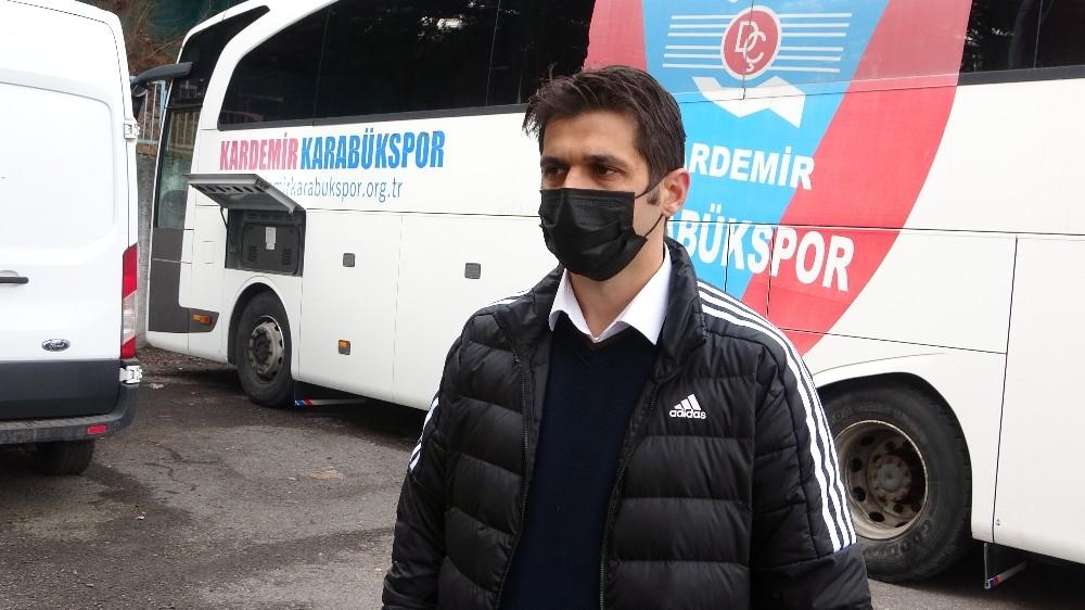 Bir dönem Süper Lig'de mücadele eden Karabükspor'a haciz işlemi uygulandı!