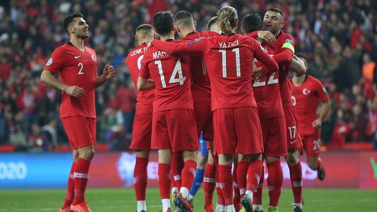 A Milli Futbol Takımı, 2020'de yalnızca bir kez kazandı!