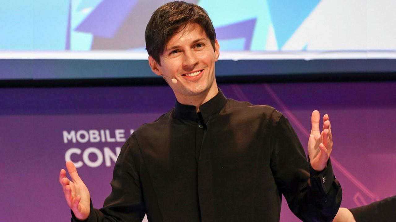 Telegramın kurucusu Durov'dan Cumhurbaşkanı Erdoğan'a onur mesajı!