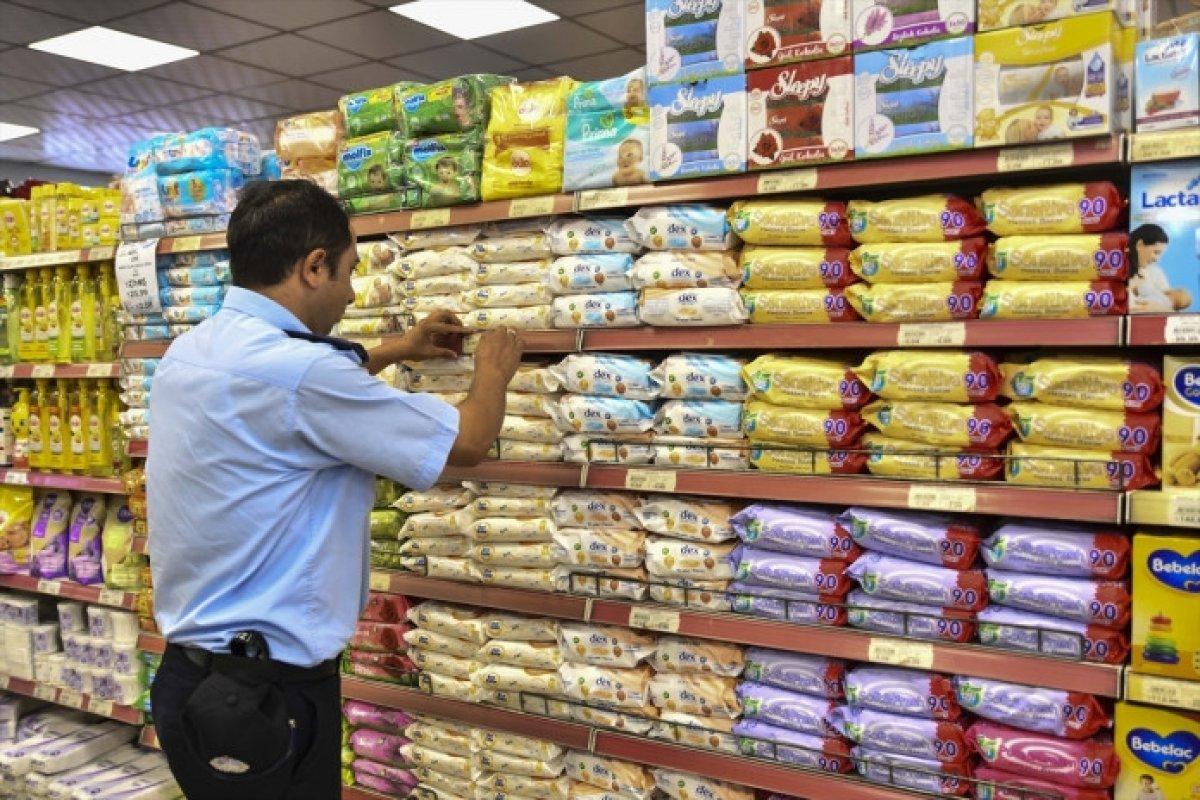 Fahiş fiyat artışı yapan 495 firmaya 15,5 milyon TL ceza kesildi