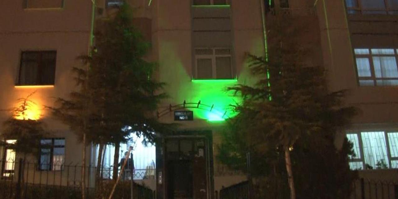 Bir bina mutasyonlu virüs iddiası nedeniyle karantinaya alındı