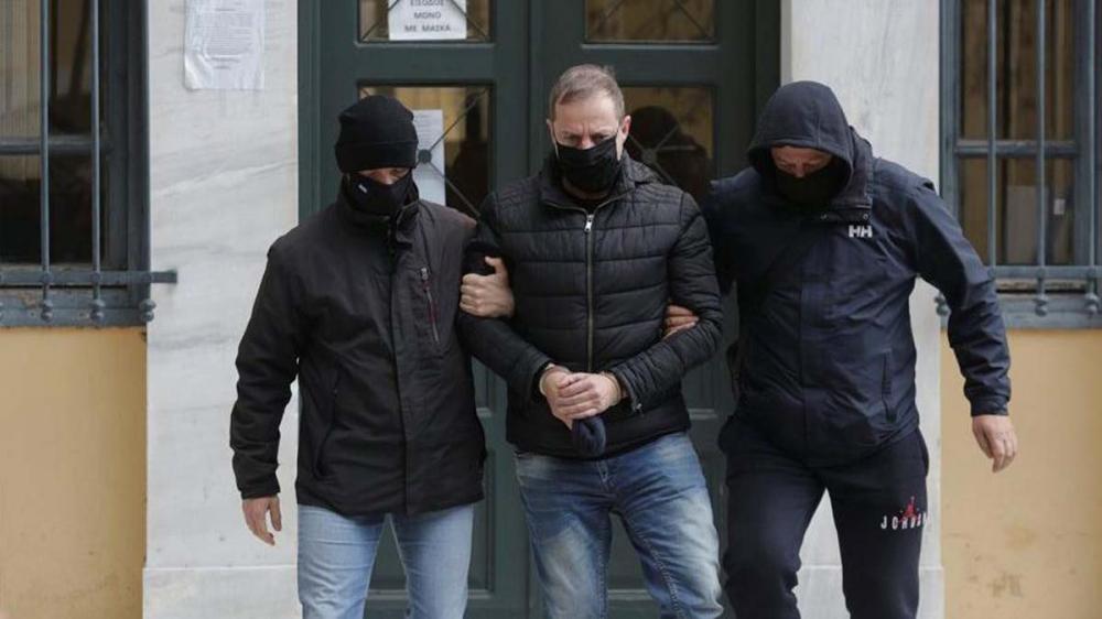 Ünlü oyuncu Dimitris Lignadis cinsel saldırı suçundan gözaltına alındı!