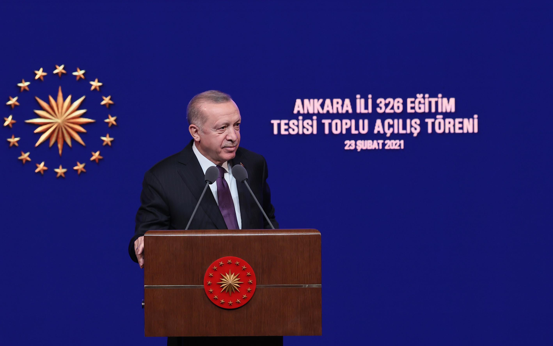 Cumhurbaşkanı Erdoğan'dan 20 bin öğretmen atama müjdesi!