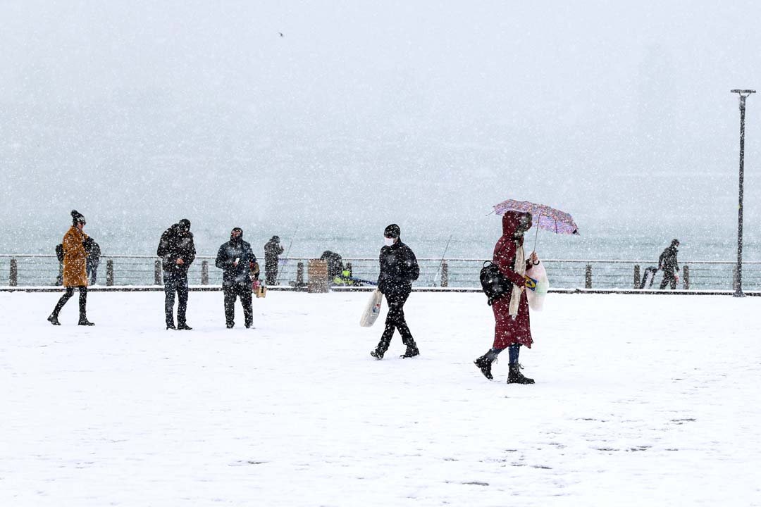 Prof. Dr. Orhan Şen açıkladı! Hafta sonu o bölgelerde kar yağışı etkili olacak