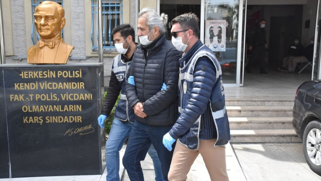 Gazeteci Hakan Aygün'e sosyal medya paylaşımı nedeniyle hapis şoku!