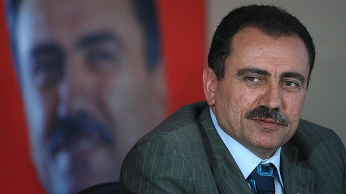 Cumhurbaşkanı Erdoğan, vefatının 12'nci yılında Muhsin Yazıcıoğlu'nu andı