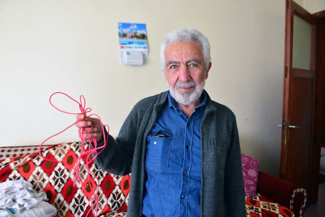 Arkadaşıyla intihar ettiği iddia edilen Şahap Örcün'ün cansız bedeni elleri bağlı halde bulundu