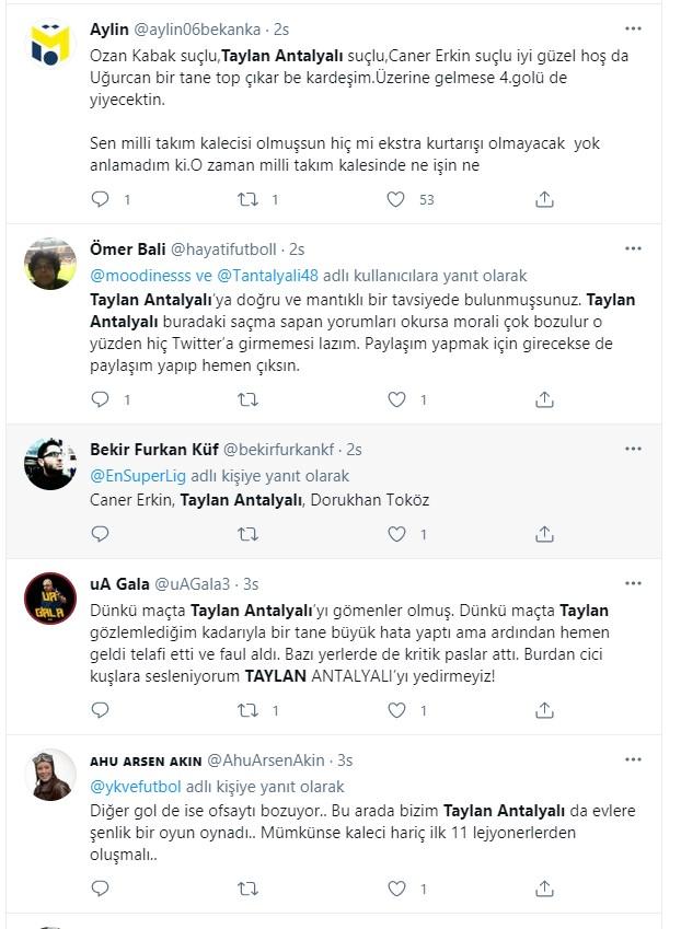 Sosyal medya yıkıldı! Letonya maçının ardından Caner Erkin, Uğurcan Çakır ve Taylan Antalyalı dillerde