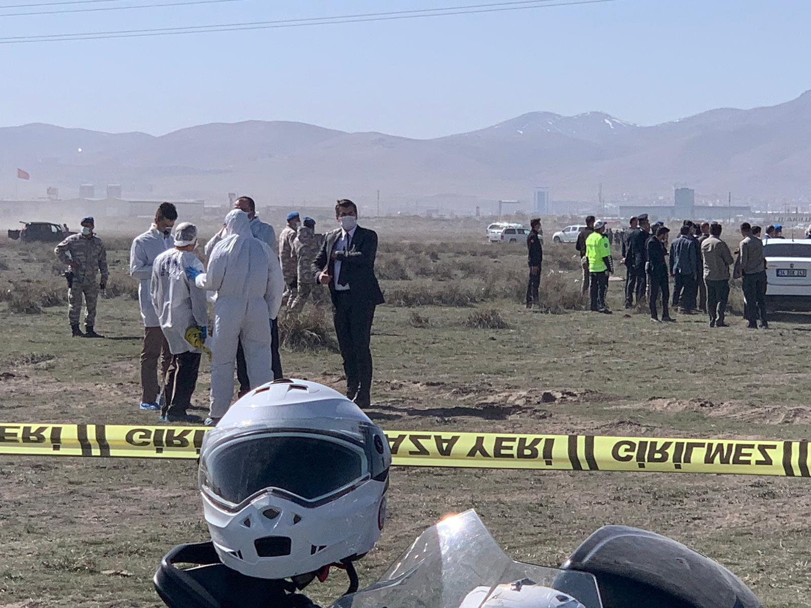 Konya'da Türk Yıldızları'nın uçağı düştü! Yüzbaşı Burak Genççelebi şehit oldu