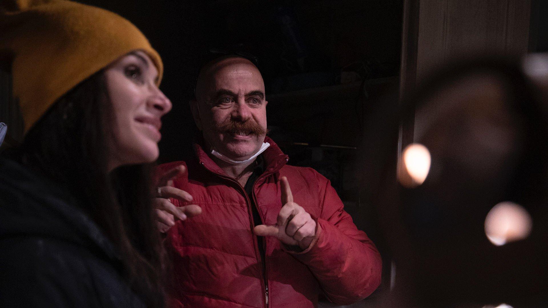 'Osman Sekiz' filminin setinde koronavirüs alarmı!