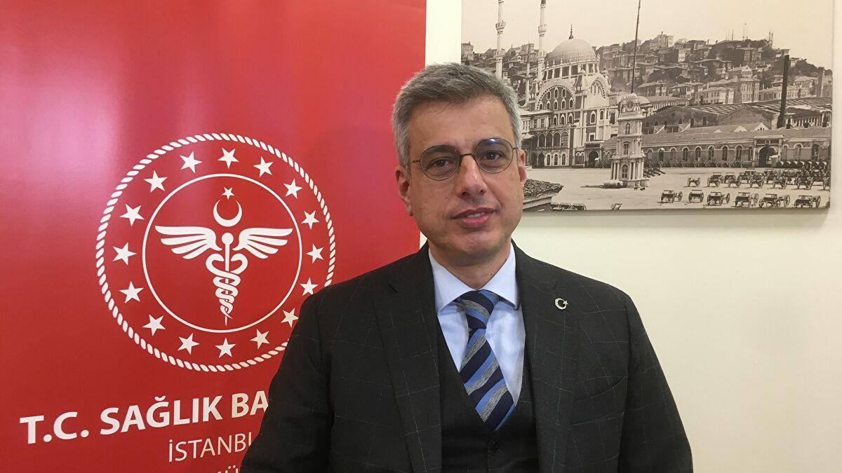 İstanbul İl Sağlık Müdürü Memişoğlu güzel haberi verdi